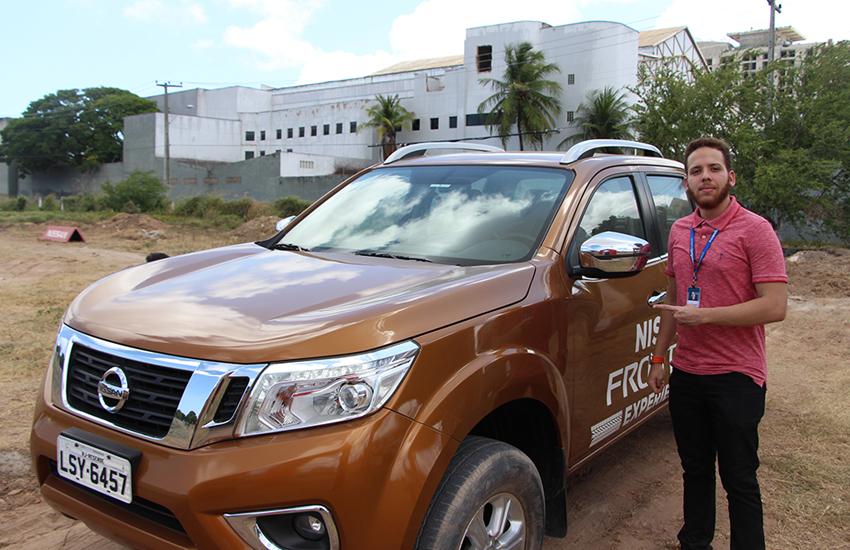 #TribunaTestou: Repórter se aventura em circuito off-road, com buracos e ladeiras