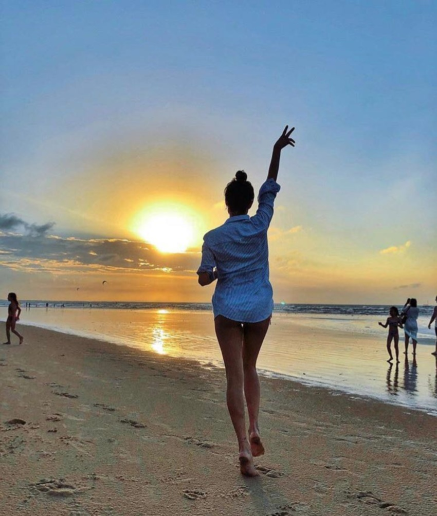 Modelo e atriz Thaila Ayla  (Foto: Reprodução/Instagram)