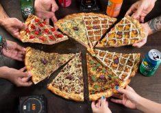 Pizza oito sabores