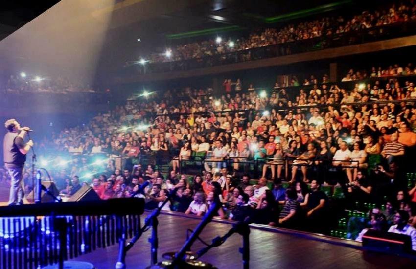 Show da banda Catedral em Fortaleza comemora seus 30 anos de carreira