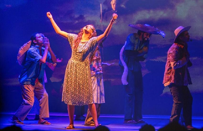 Teatro Ceará Show exibirá o musical durante o feriado da Semana Santa