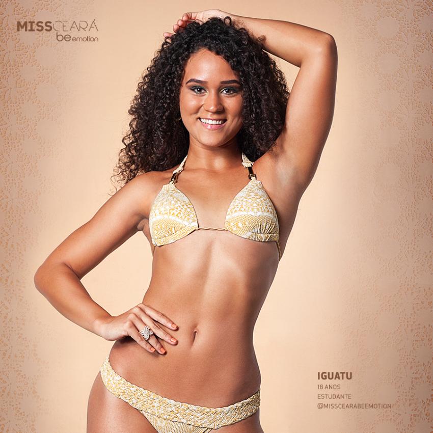 Quem Ceará a Miss Ceará?