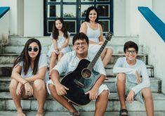 O show conta com composições feitas no seio da família (FOTO: Regina Caúla)