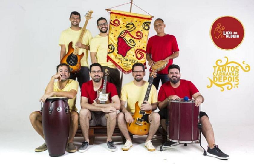 Luxo da Aldeia retorna aos palcos apresentando novo show em maio