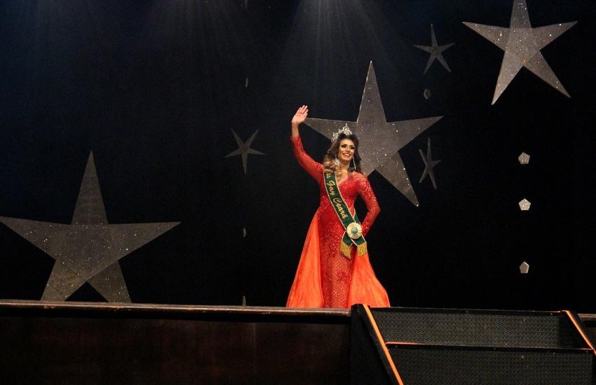Cearense que vendia brownie para participar de concurso fica em 3º no Miss Brasil Gay