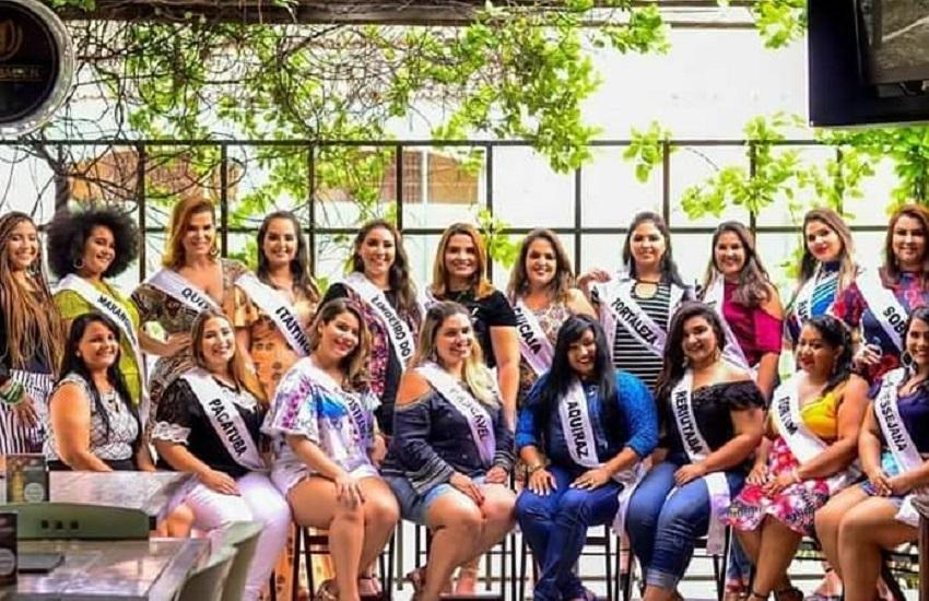 Miss Plus Size Ceará 2018 vai eleger a mais bela em outubro; Inscrições abertas