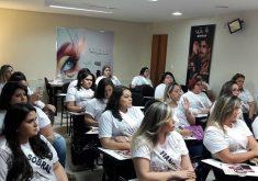 Mulheres em sala de aula em referência a Concurso Miss Plus Size Ceará recebe inscrições até julho; concurso acontece em outubro