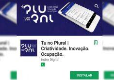 aplicativo Plural