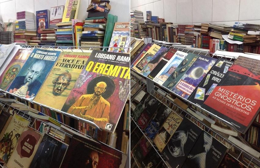 Confira 5 sebos para encontrar livros baratos em Fortaleza