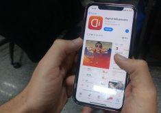 celular na mão em referência a Plataforma facilita a contratação de influenciadores digitais por empresas