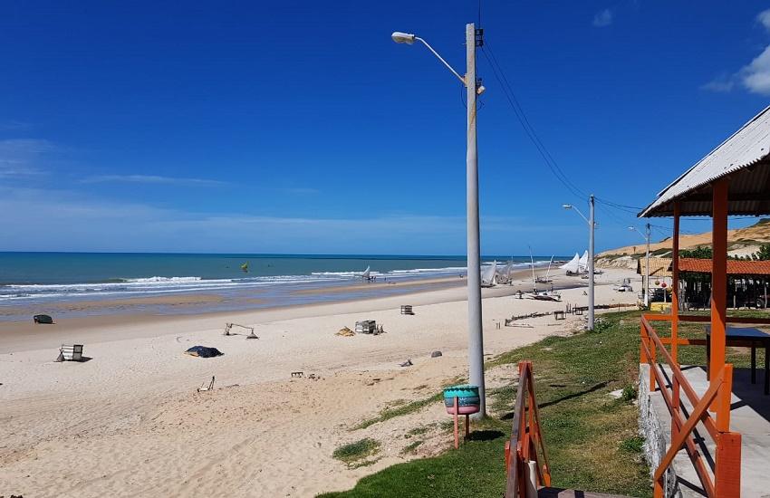 Praia da Barra da Sucatinga - Beberibe (CE)