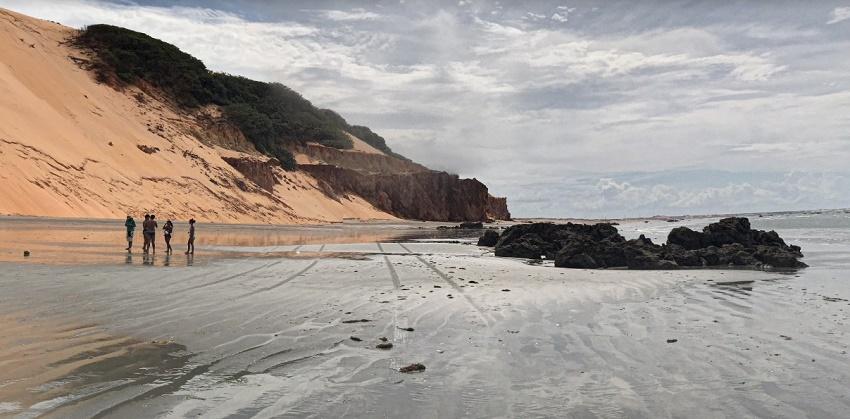 Praia da Ponta Gossa - Icapuí (CE)