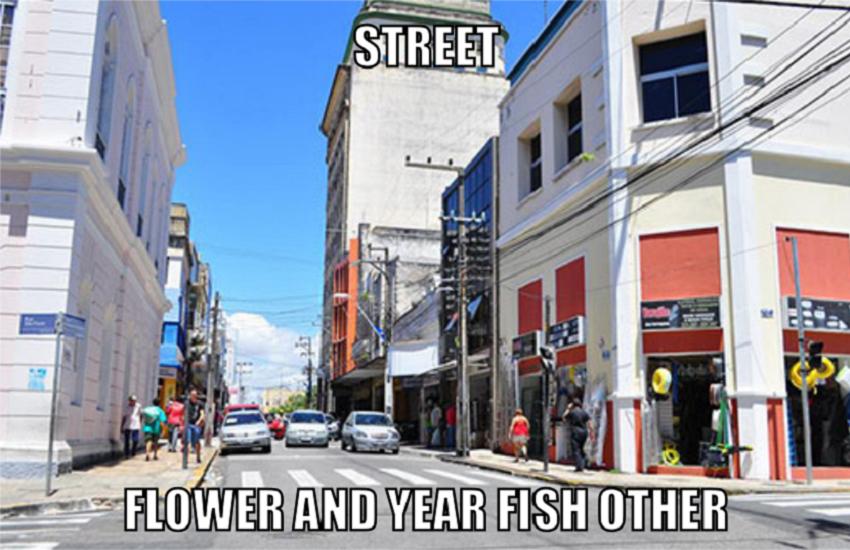 Página de humor dá nomes em inglês a coisas típicas do Ceará