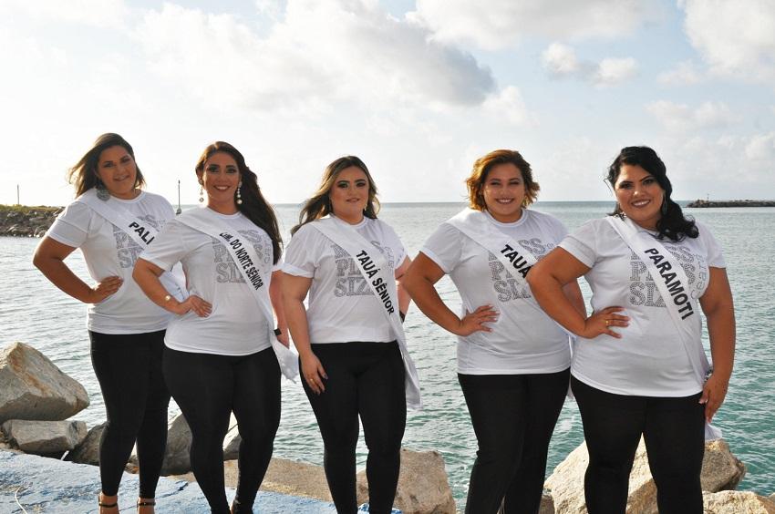 Miss Plus Size 2018