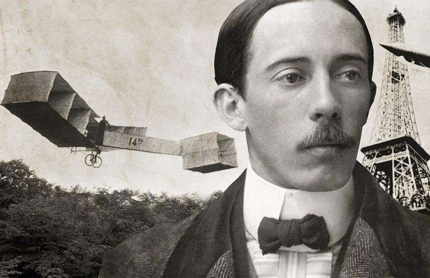 Exposição reúne 500 peças de Santos Dumont, inclusive réplica de aeronave
