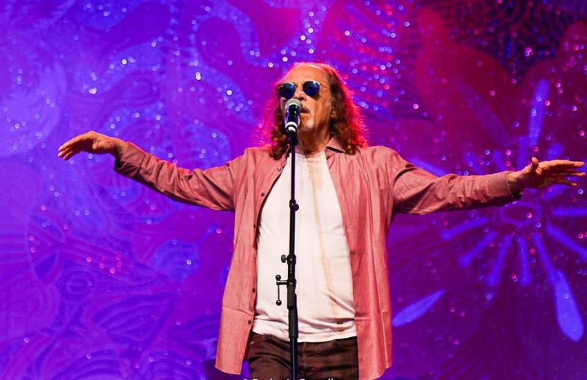 Alceu Valença faz show gratuito em Fortaleza em setembro