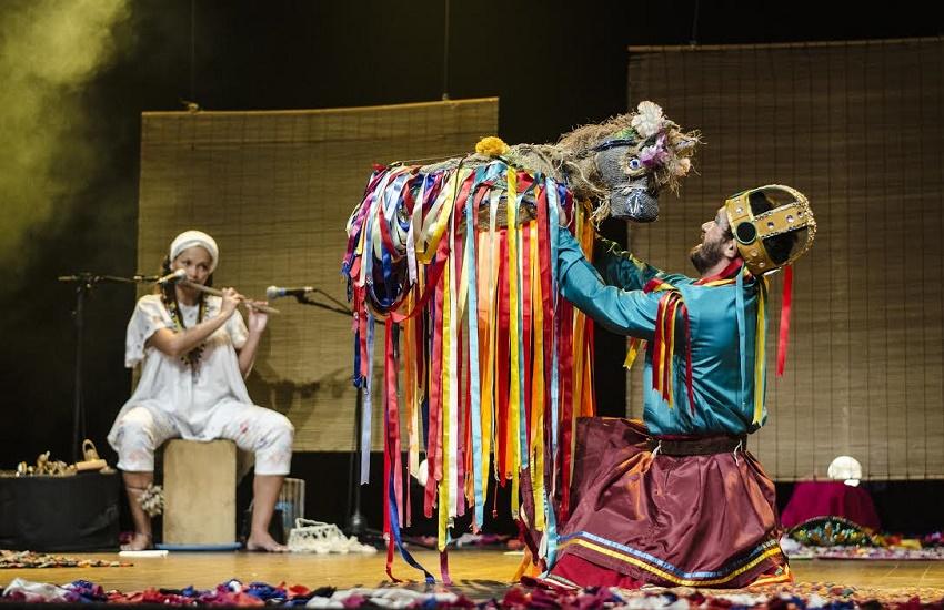 Fortaleza recebe Mostra de Teatro Transcendental com apresentações gratuitas