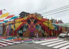 Projeto trará mais cor ao espaço (FOTO: Divulgação Prefeitura de Fortaleza)