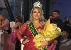 talita reis, miss plus size 2018