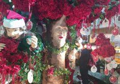 O shopping é conhecido por suas decorações em datas comemorativas (FOTO: Tribuna do Ceará)