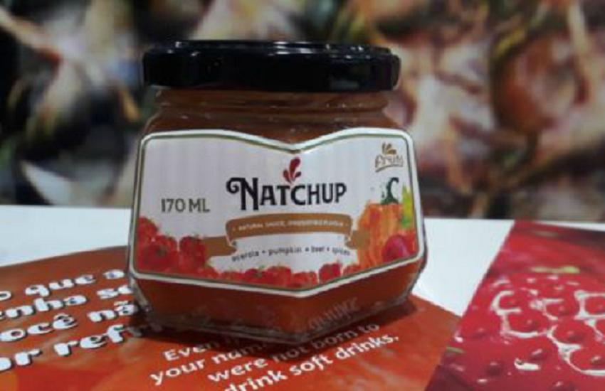 Estudantes lançam nesta terça o natchup, um ketchup natural feito com acerola