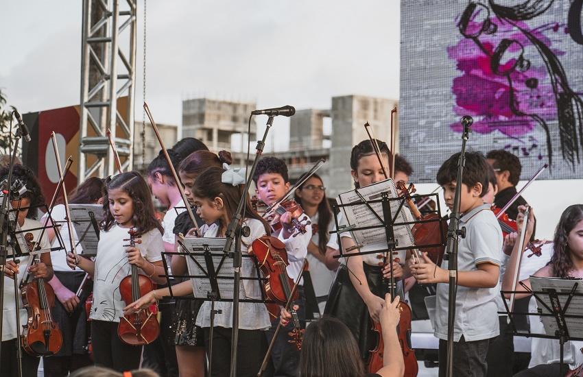 Concerto natalino marca encerramento do projeto Clássicos na Lagoa