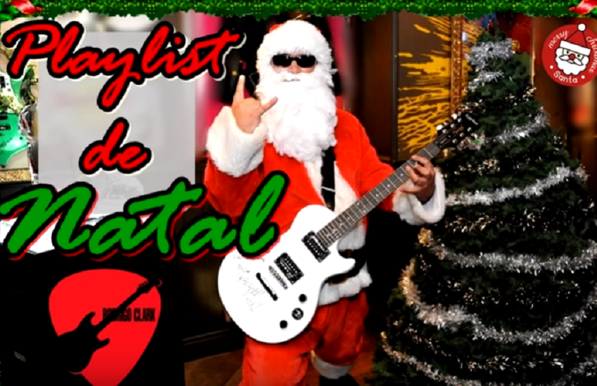 Ouça playlists de clássicos do Natal ao som de rock, forró, sertanejo e pagode