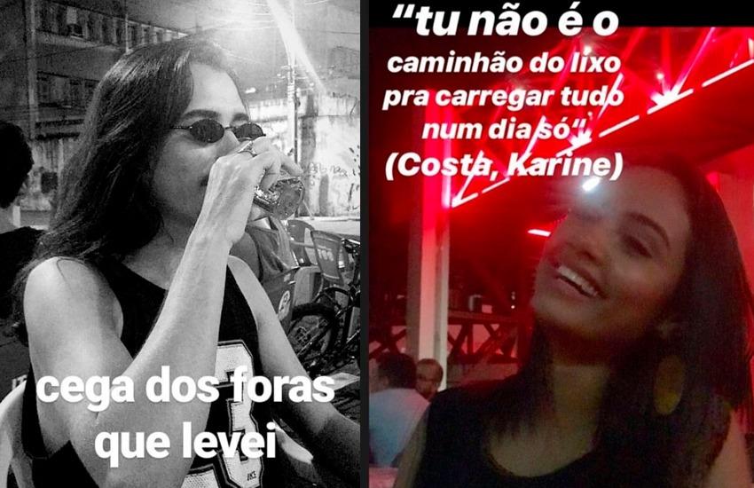 """Perfil no Instagram registra """"sabedorias"""" de conversas de amigos em bares de Fortaleza"""
