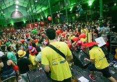 As festas ocorrem em vários pontos da cidade (FOTO: Kid Júnior)