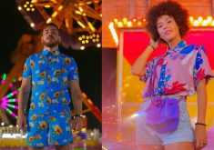 As camisas de cores estampadas estão em alta no Pré-Carnaval