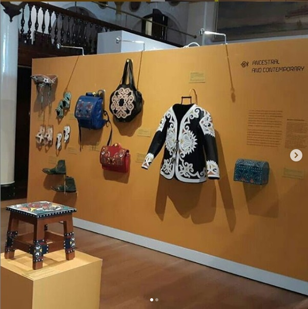 Espedito Seleiro expõe peças em Londres