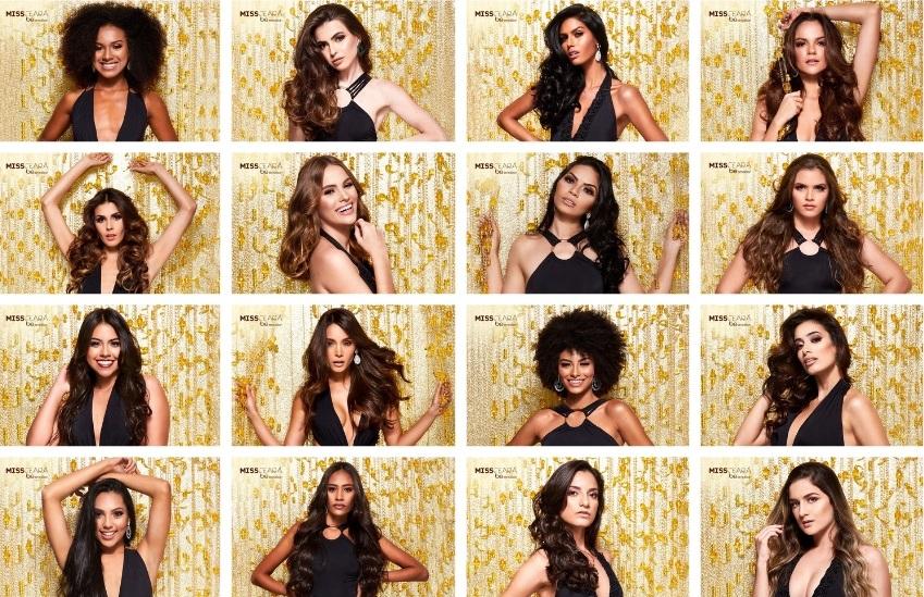 Saiba quem são as 16 candidatas à coroa de Miss Ceará 2019