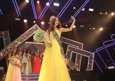 Luana Lobo, nova Miss Ceará, tem 24 anos e é modelo. (Foto: Divulgação)