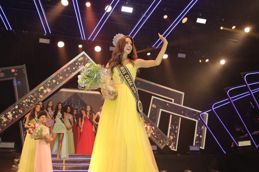 Luana Lobo, Miss Maracanaú, é eleita Miss Ceará 2019