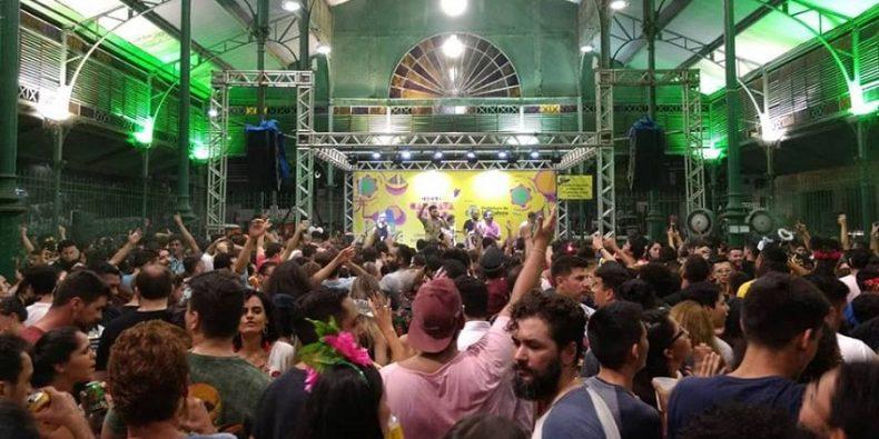 Neste ano os foliões têm 12 polos para curtir o pré-carnaval (FOTO: Reprodução/ Facebook/ Secultfor)
