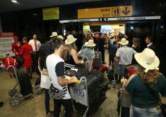 A taxa de ocupação dos hotéis está em torno de 70% (FOTO: Prefeitura de Fortaleza)