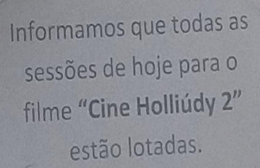 """Bilheteria de """"Cine Holliúdy 2"""" supera """"Capitã Marvel"""" por 4 dias seguidos no Ceará"""