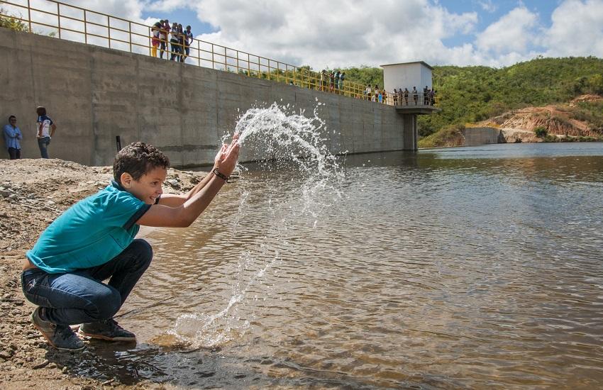 13 açudes para curtir um banho em tempo de boas chuvas no Ceará