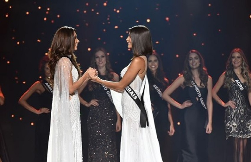 Miss Ceará Luana Lobo é 2° lugar no Miss Brasil 2019
