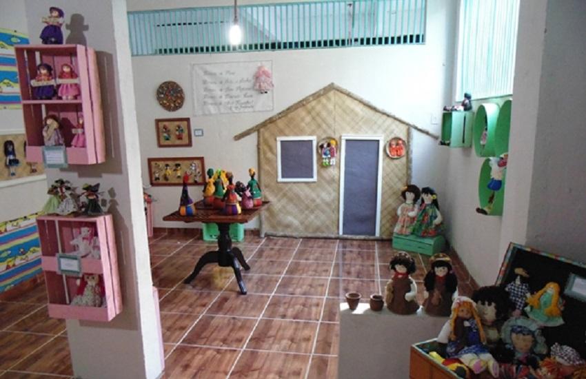 Museu da Boneca de Pano preserva cultura popular através de brinquedo tradicional