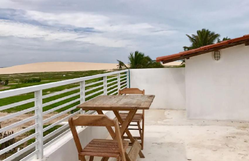 Confira 7 hospedagens no Ceará disponíveis no Airbnb por até R$ 200 a diária