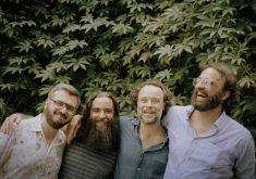 Los Hermanos faz show no sábado (FOTO: Caroline Bittencourt)