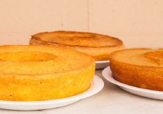 Os bolos juninos na Casa do Bolo variam de R $ 20 a R$ 25 (FOTO: Reprodução)