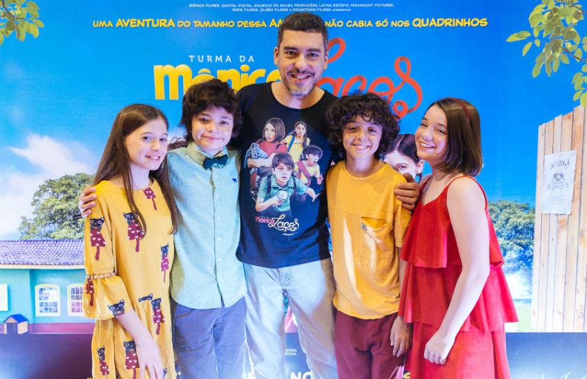 Filme da Turma da Mônica é uma agradável viagem nostálgica para ver nas férias