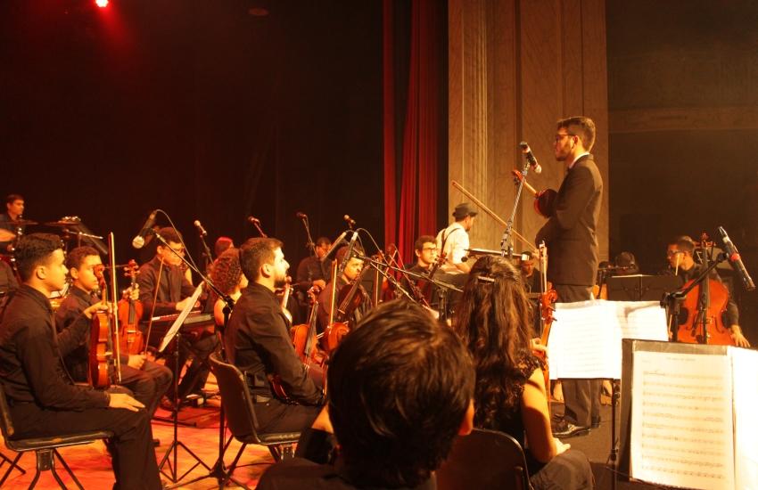 Orquestra de Câmara Heitor Villa Lobos homenageia Mamonas Assassinas (FOTO: Divulgação/Orquestra)