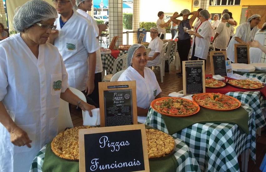 Evento em Fortaleza oferece degustação gratuita em comemoração ao Dia da Pizza