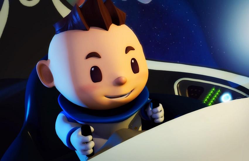 Animação idealizada por cearense passa a integrar o catálogo do Amazon Prime Video