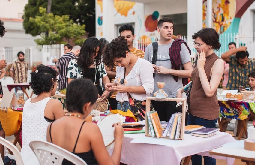 Porto de Iracema das Artes comemora 6 anos com shows, aula de danças africanas e feira de artes