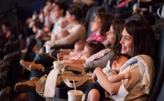 Os filmes que serão exibidos são voltados para os adultos (FOTO: CineMaterna)