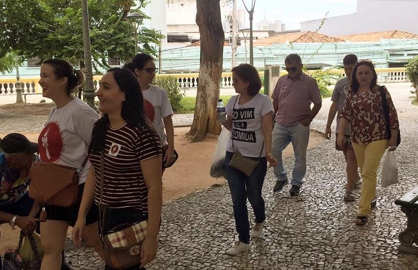 Tour a pé pelo bairro Varjota oferecerá degustação de doces e cafés